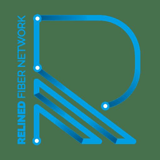 Relined Fiber Network Logo